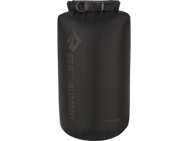 Sea to Summit Lightweight 70D Dry Sack 8L, zwart